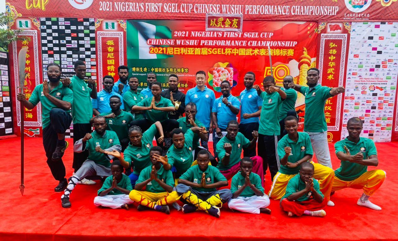 More Raffle Draw Winners Emerge at SGEL Chinese Wushu Performance