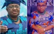 Okonjo-Iweala Demands to know girl who Wins her 'lookalike' Challenge