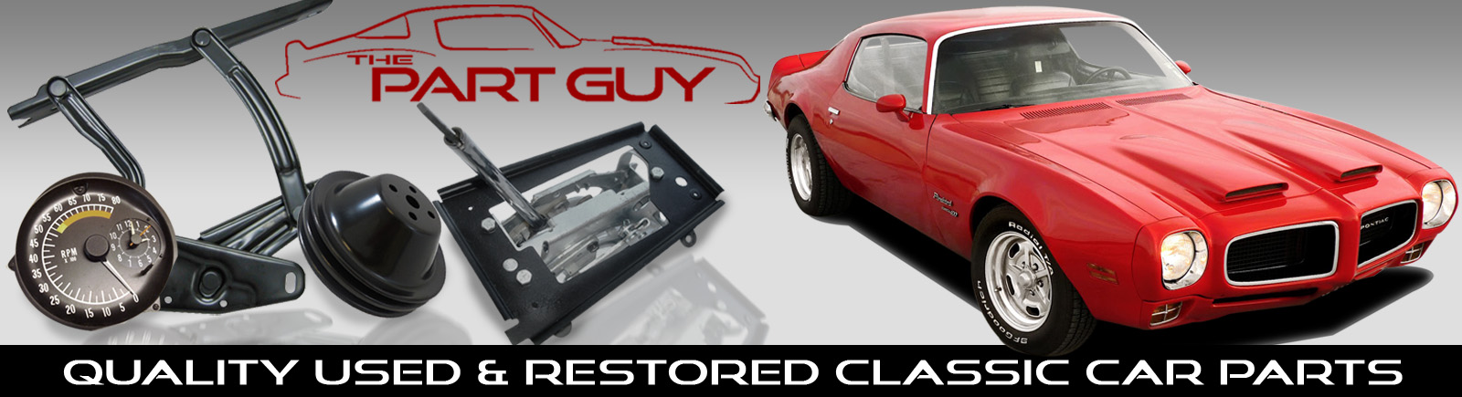 The Part Guy Pontiac Gto Lemans Tempest A C Heater Controls