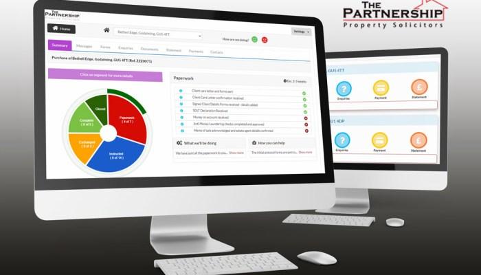 partnership client portal