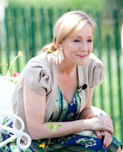 Inspiring women: J.K. Rowling