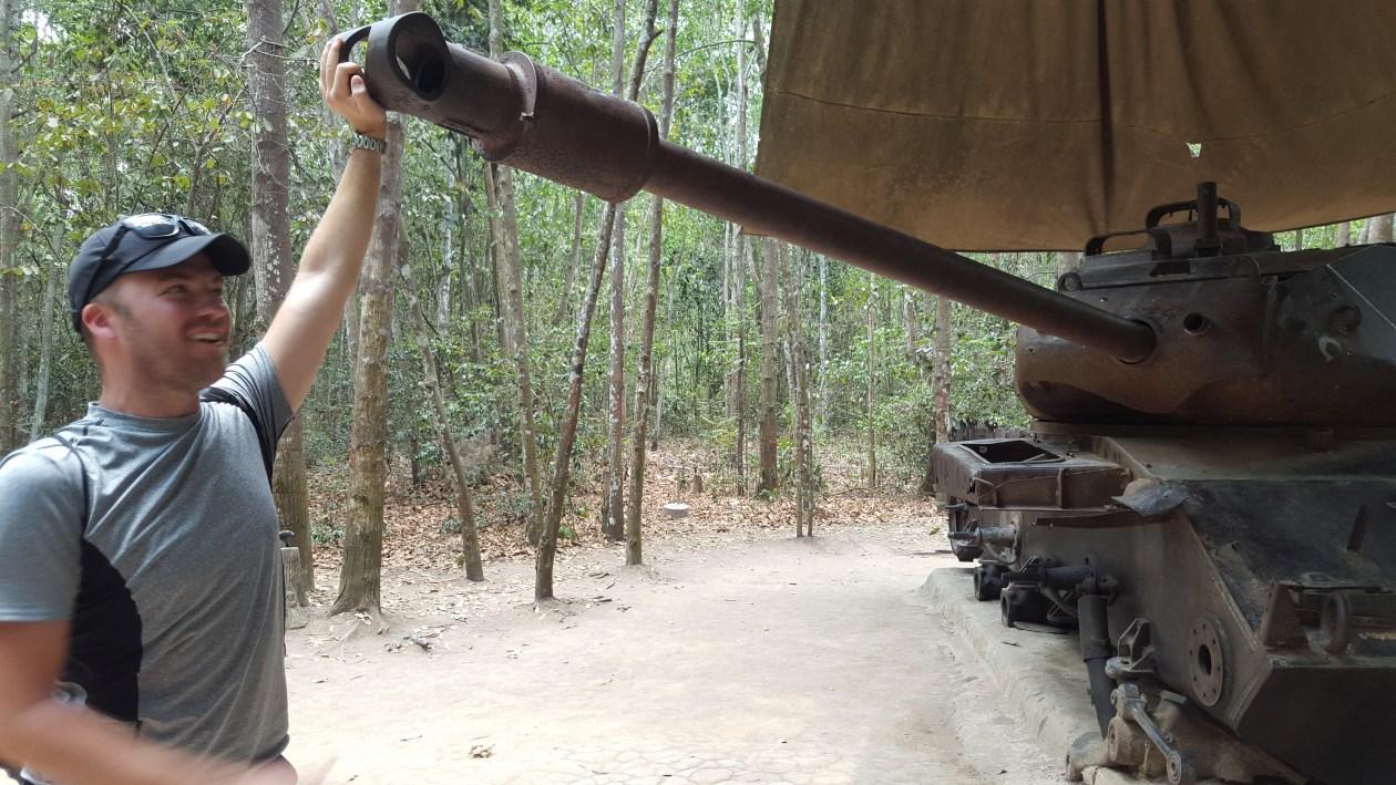 Chu chi tunels and saigon 011