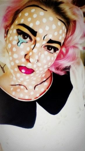 Makeup-up by Tasi