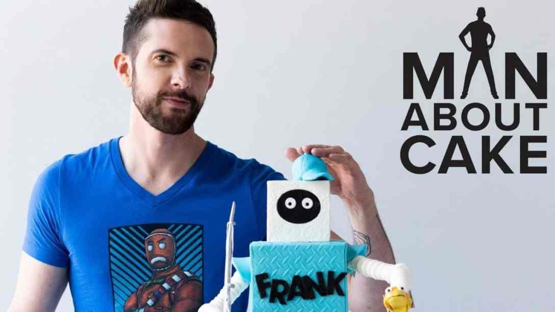 Frank the Tank Groom's Cake FOR BRANDON!...