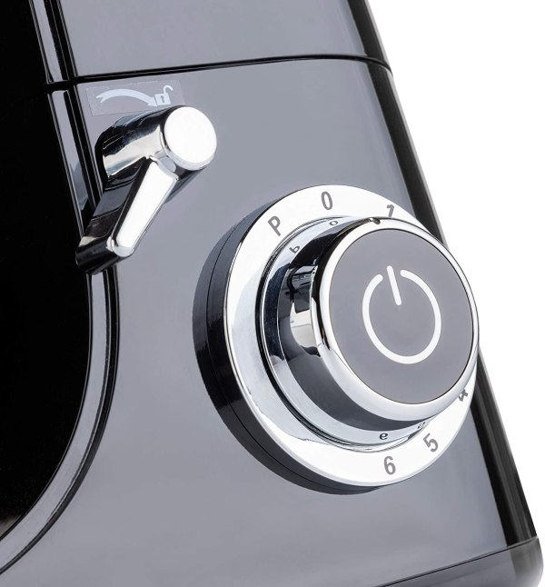 Vitinni 6L Food Stand Mixer - Black
