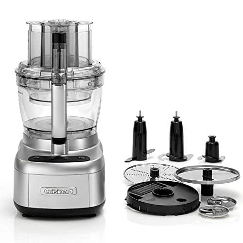 Cuisinart Expert Prep Pro 2 Bowl Food Processor With 3L Capacity Stainless Steel FP1300SU 0 0