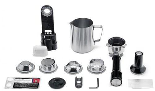 Sage the Barista Express Coffee Machine and Grinder 1700 W Black 0 0