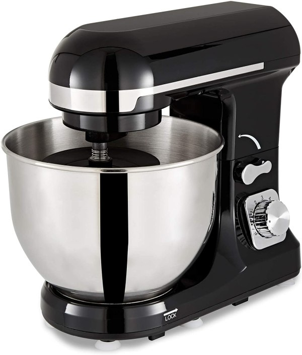 Tower Stand Mixer Black
