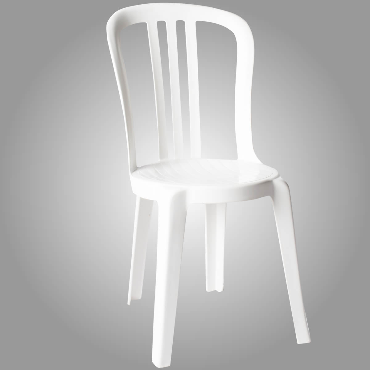 White Bistro Chairs Bistro Garden Chair The Party Centre