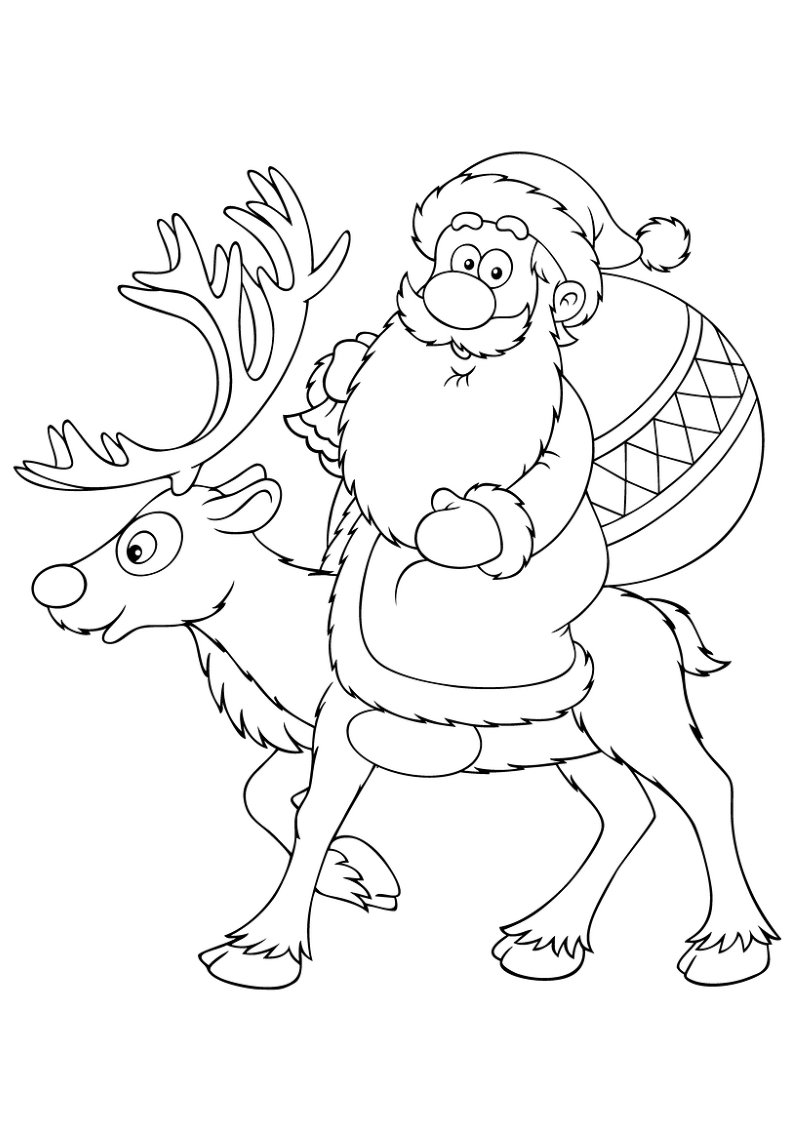 """Search Results for """"Kids Christmas Colouring Pages"""