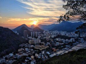 Pao De Acucar Rio Sunset