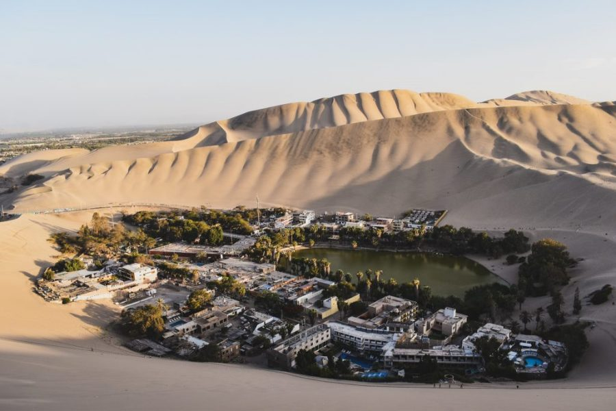 things to do in huacachina peru