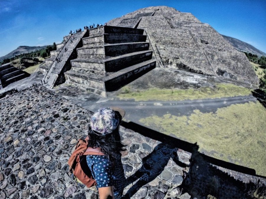 pyramid of the moon teotihuacan
