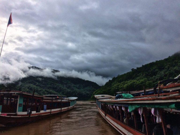 laos slow boat