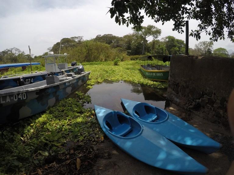 isletas granada kayaking