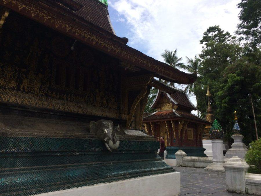 luang prabang temple