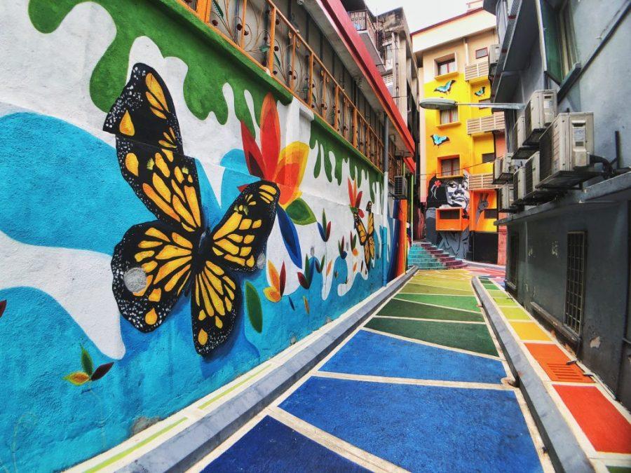 jalan alor street art