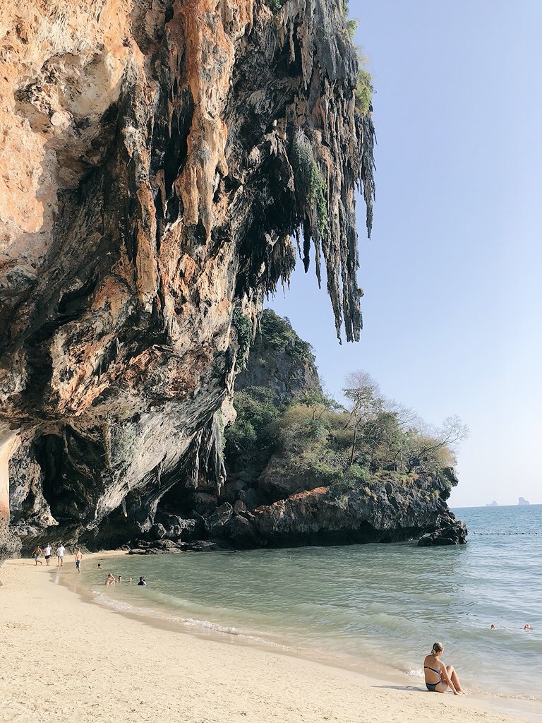 phra nang cave railay beach
