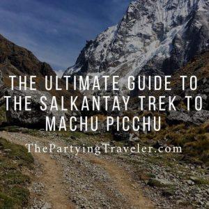 guide to salkantay trek