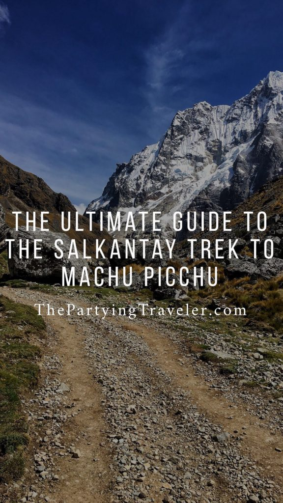 guide to salkantay trek