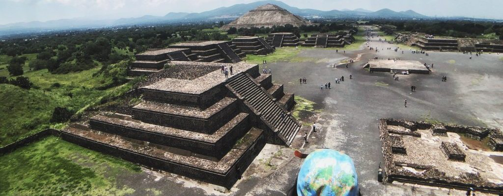 teotihuacan pyramid of the moon