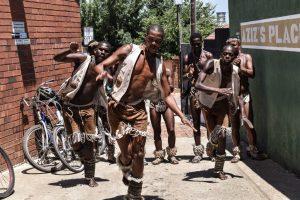 african dancers south afirca