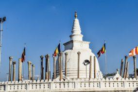 Anuradhapura Sri Lanka Oldest Stupa