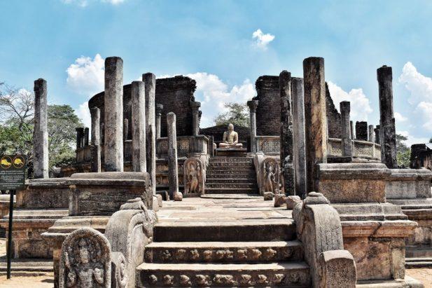 Polonnaruwa Sri Lanka Vatadage