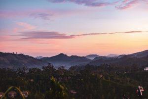 little adams peak sunrise