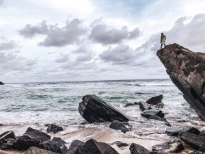 dalawella beach sri lanka