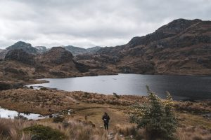 laguna toreadora cajas national park