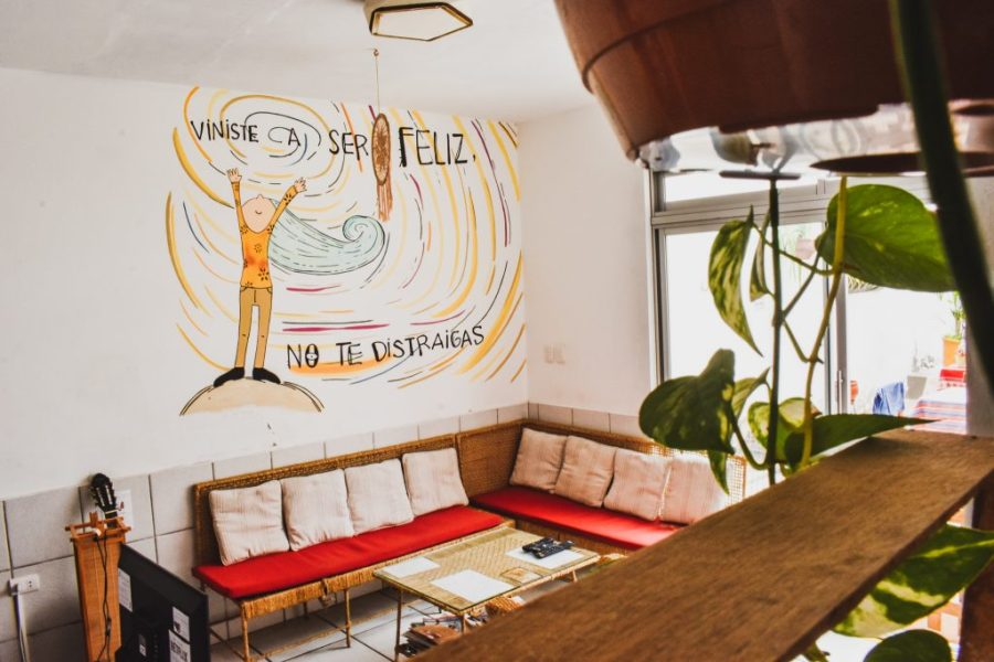 where to stay in huanchaco peru