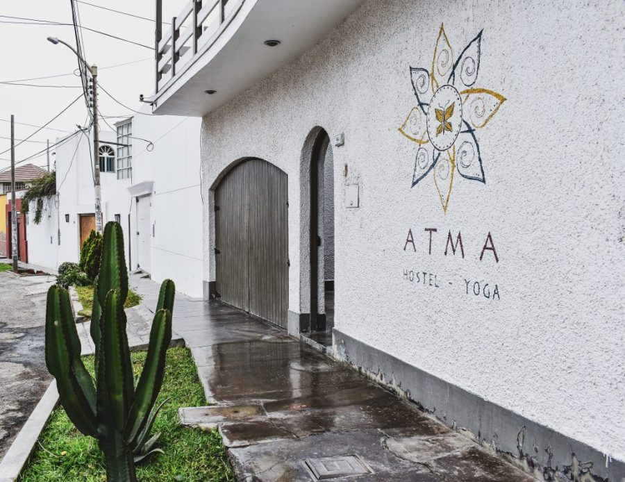 best hostel in huanchaco peru
