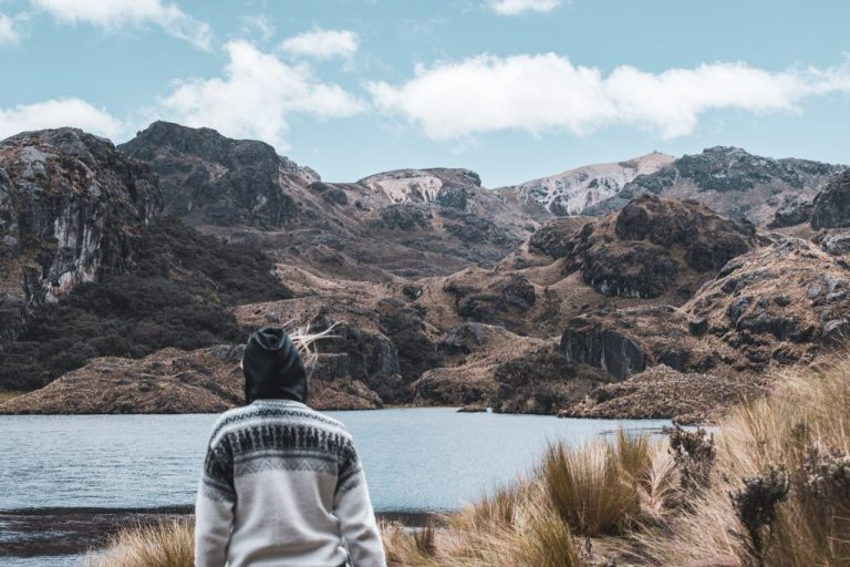 cajas national park without a guide