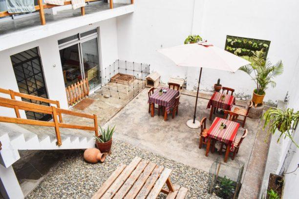 best hostels in huanchaco peru