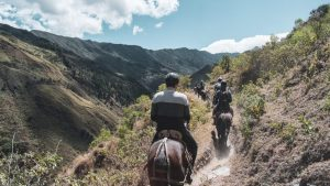 horseback riding vilcabamba