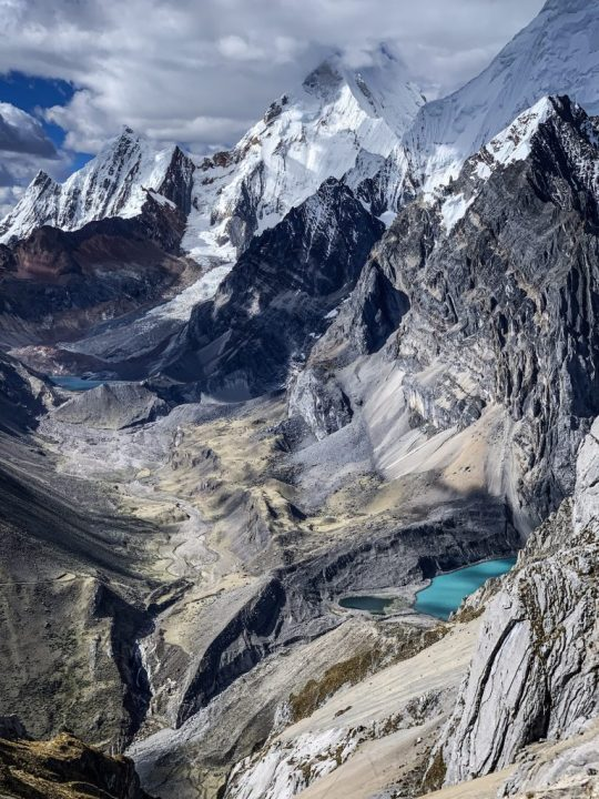 is the cordillera huayhuash trek worth it peru