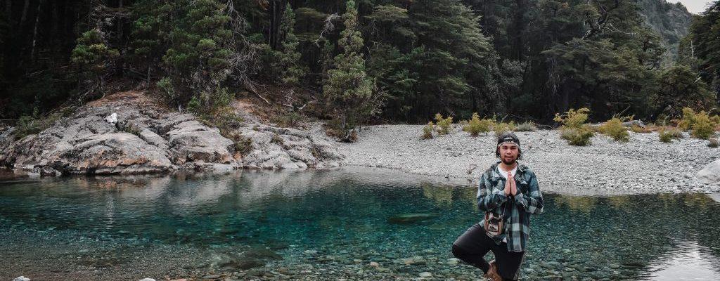 cajon del azul hike el bolson patagonia argentina