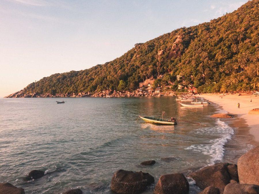 koh phangan thailand travel guide
