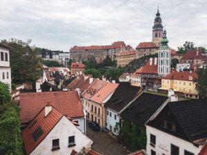 Cesky Krumlov Czechia
