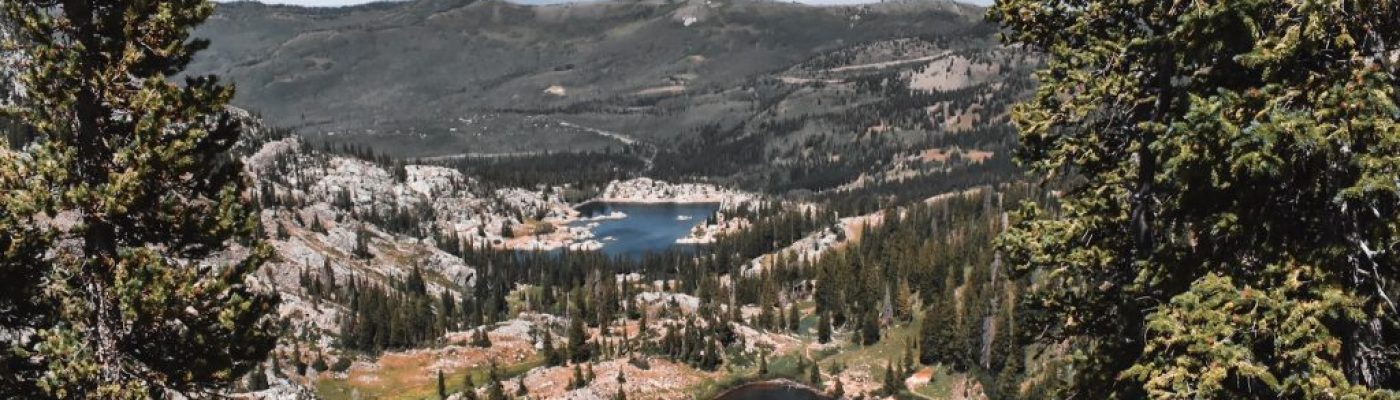 brighton lakes utah hiking lake catherine
