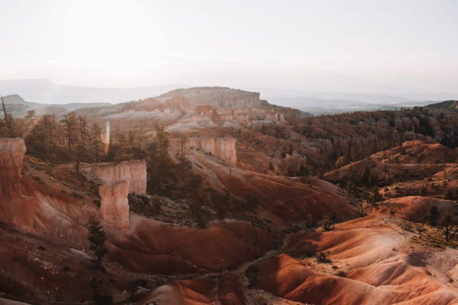 bryce canyon national park sunrise