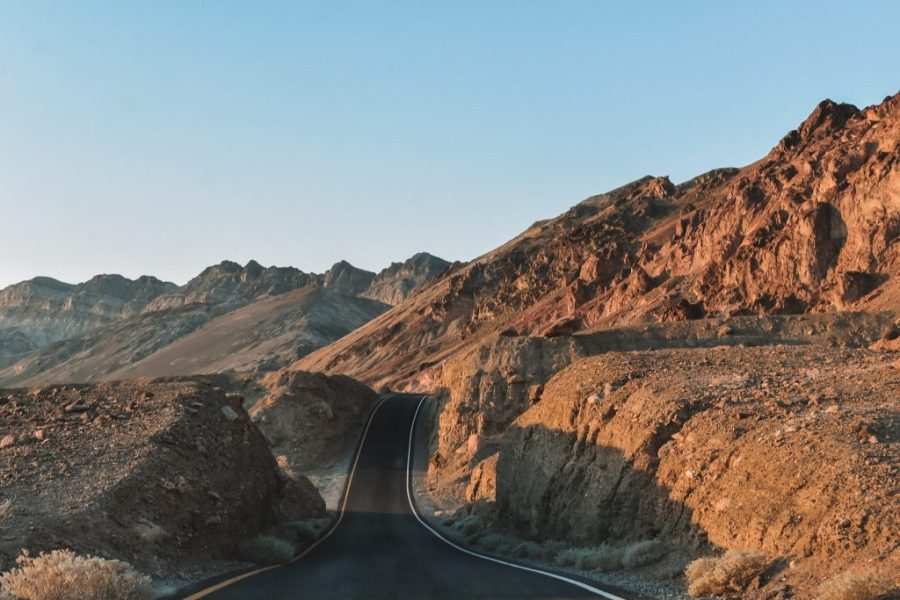 death valley national park in a day travel guide