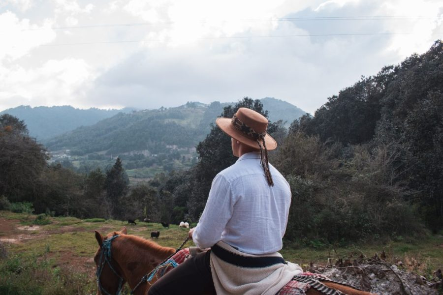 horseback riding san cristobal mexico