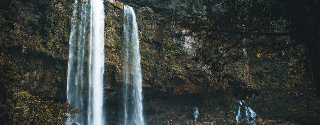 misol ha waterfalls palenque chiapas