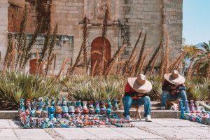 oaxaca street vendors mexico
