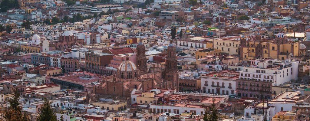 zacatecas cerro de la bufa mexico