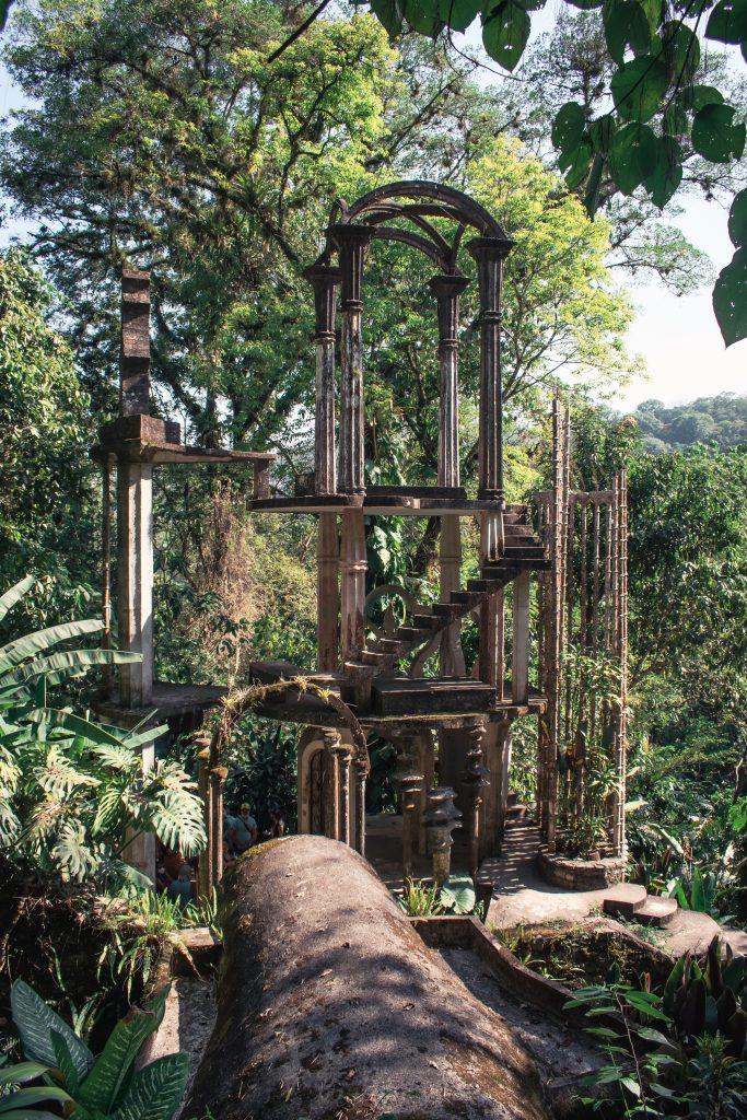 edward james garden xilitla mexico