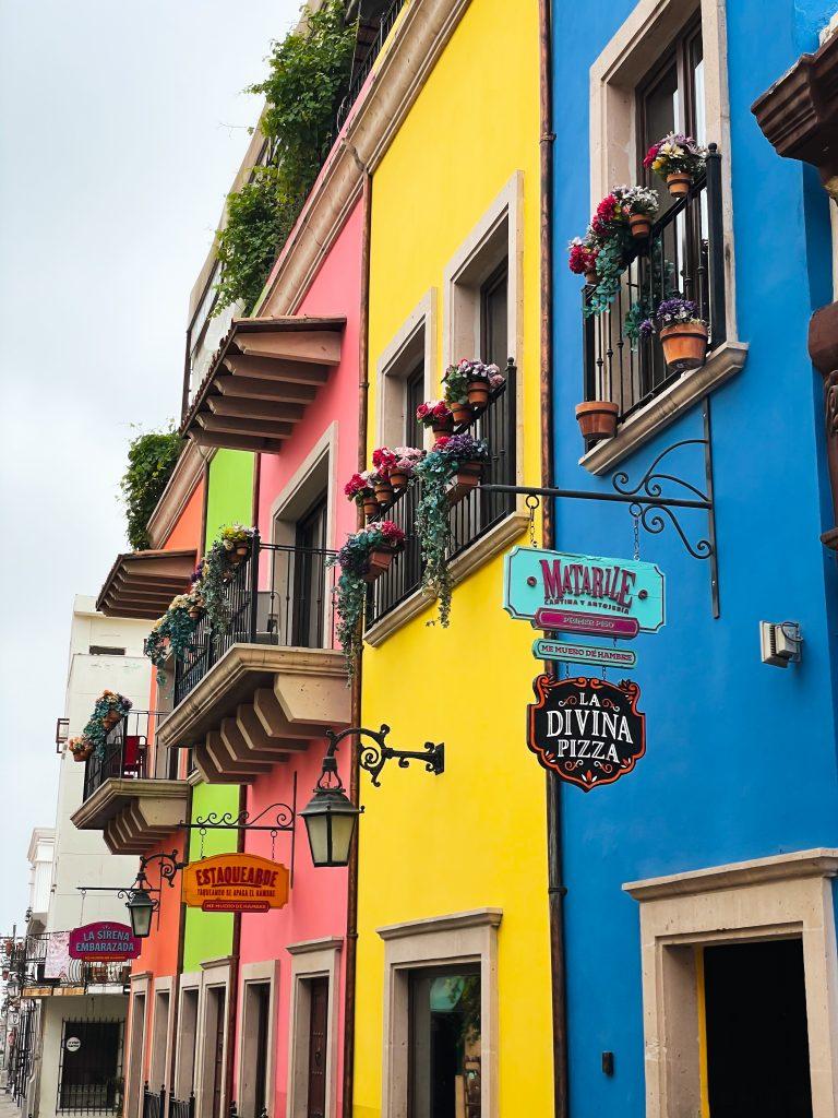 monterry barrio antiguo mexico