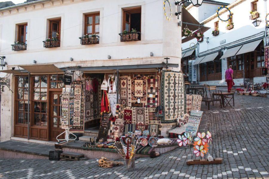 gjirokaster albania travel guide